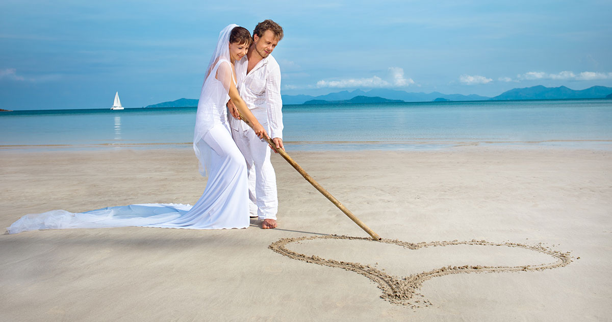 Totally Tropical Weddings beach weddings